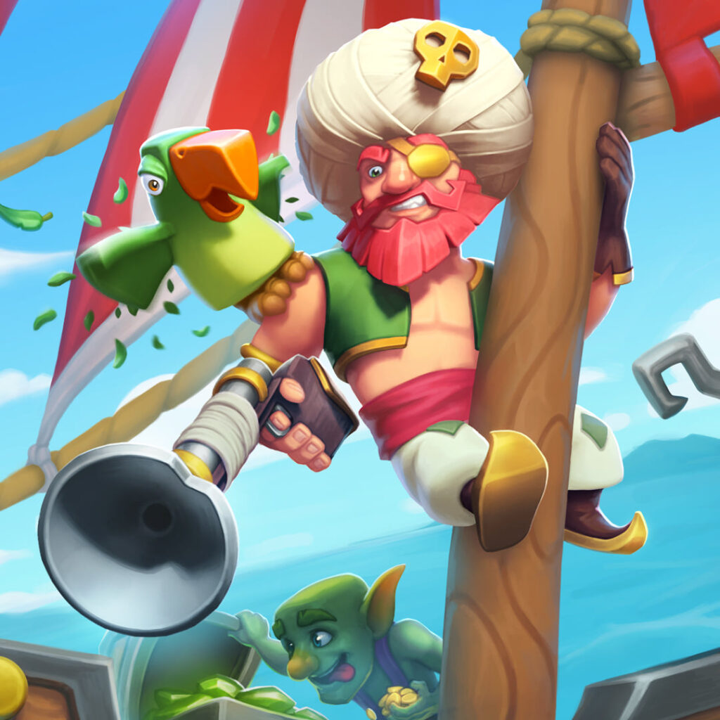 Clash of Clans HD wallpaper download for free