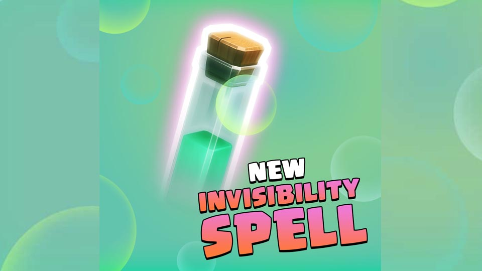 Invisibility Spell Explained | How to unlock Invisibility Spell